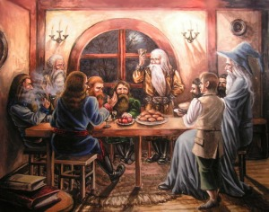 Illustration of the dwarves